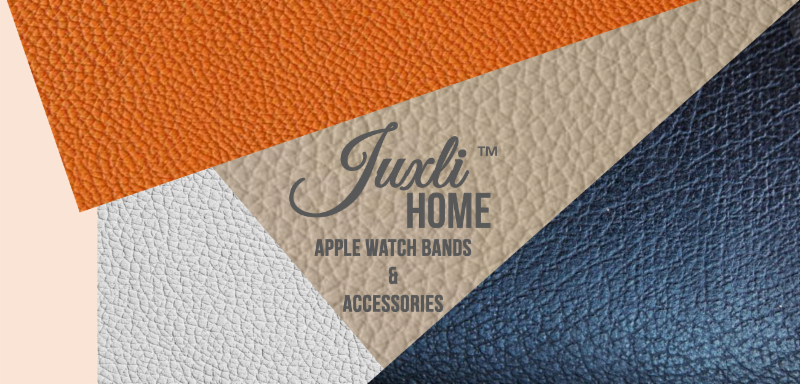 Juxli Home Apple Watch Leather Bands