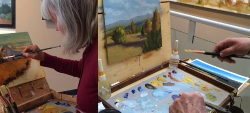 Feed Your Personal Artistic Passion - 2017 Artist Workshop