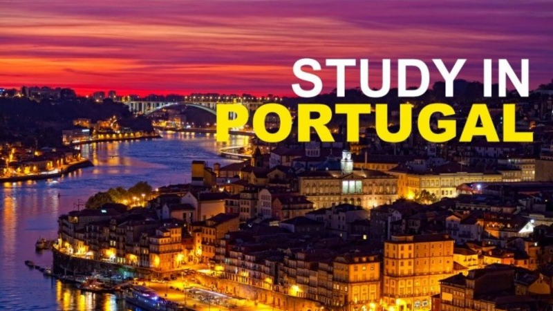 Study in portugal without ielts