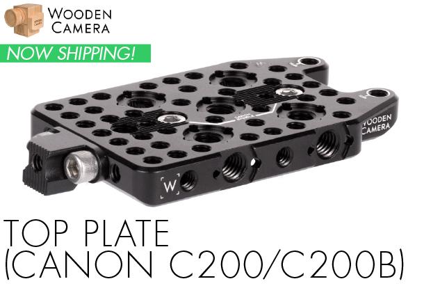 Wooden Camera C-Series Handgrip Extension Cable for Canon Cameras C100, C100mkII, C200, C200B, C300, C300mkII, C500