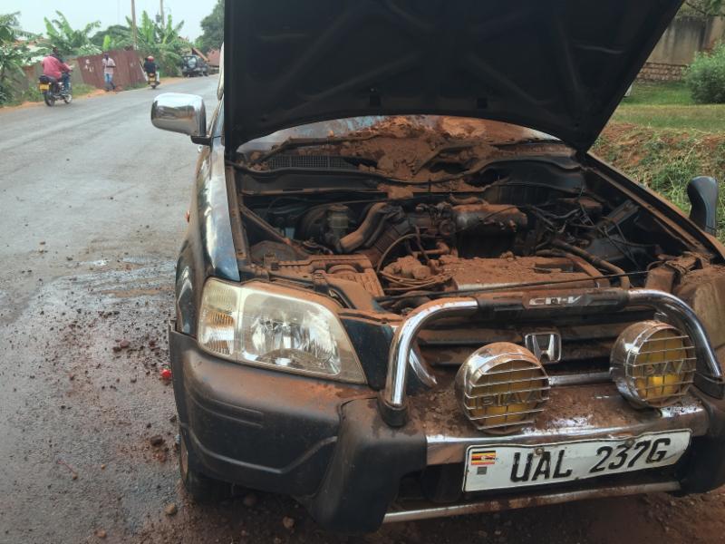 car on fire 3