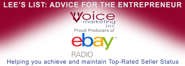 eBay Radio Newsletter #728: Tune in Live for HOT Breaking