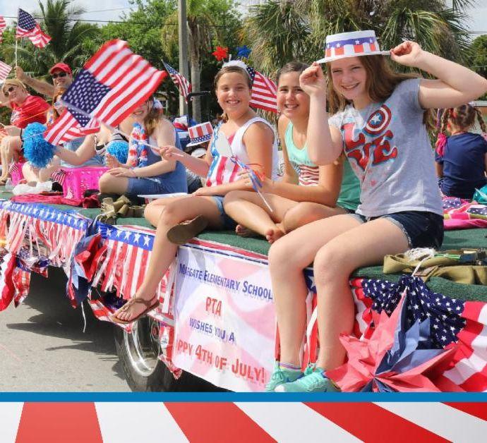 parade float