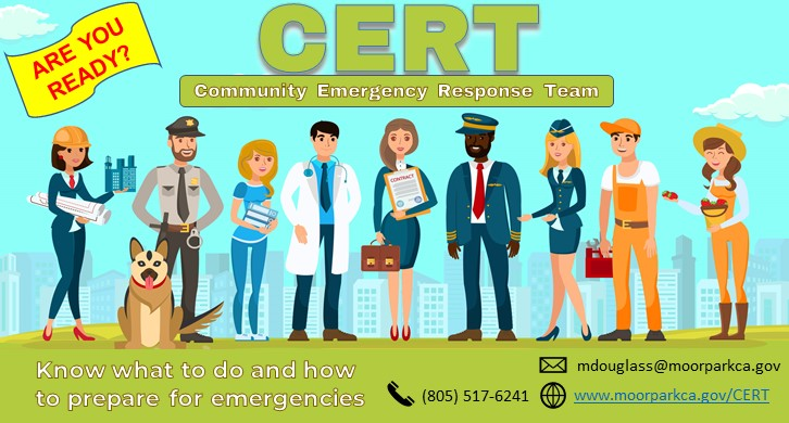CERT Training Now Available
