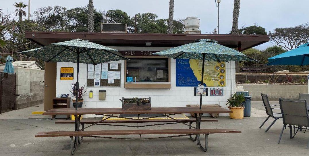 Faria Beach Snack Bar