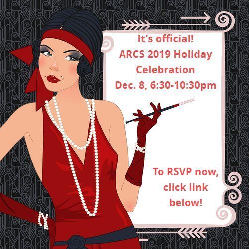 Retro background with flapper girl_  retro party invitation design in 20 s style