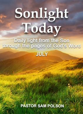 Sonlight Today - July