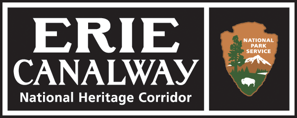 Logo- Erie Canalway