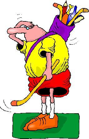 Lost Golfer