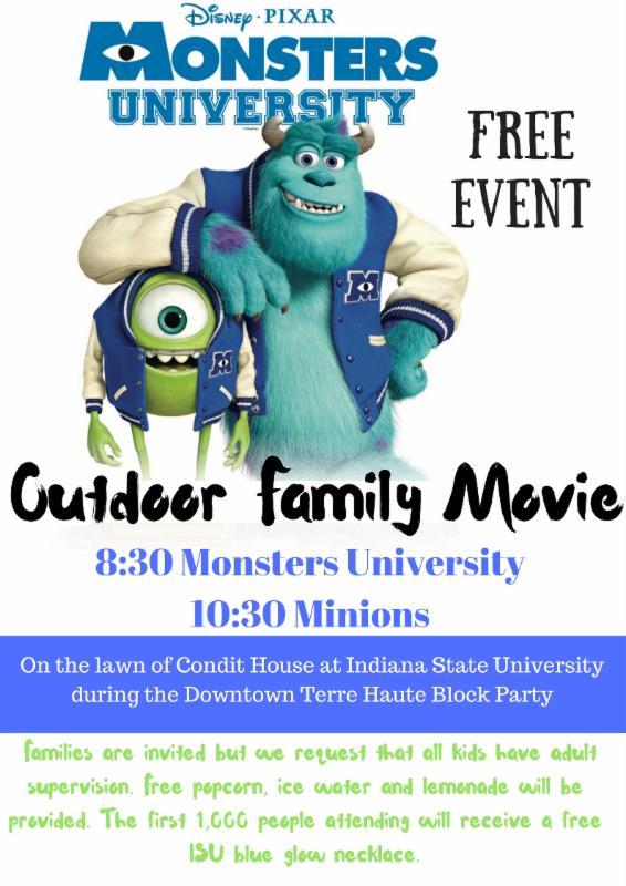 Downtown Terre Haute Block Party