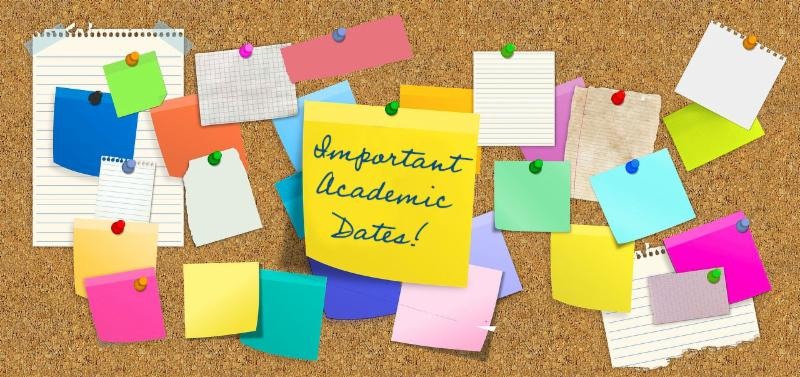 Important Academic Dates_ Don_t forget_