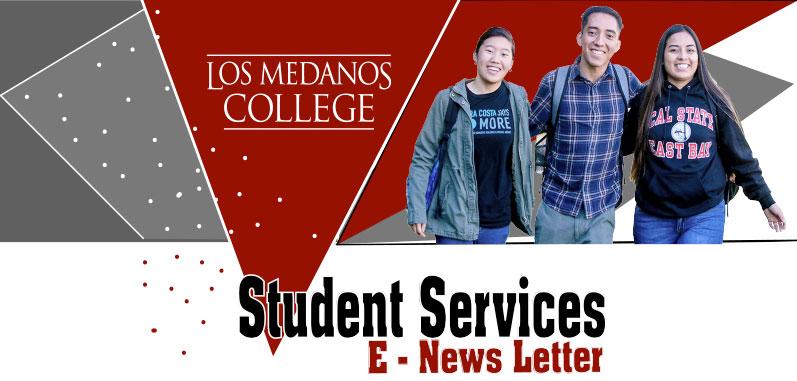 Student Services E-Newsletter