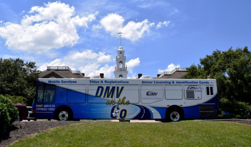 Brookland Terrace Civic Club: REMINDER: The DMV On-the-Go