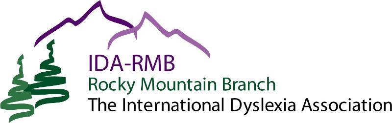 2013 IDA- RMb Mountain Logo