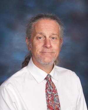 Peter Watts, RMS Science Teacher