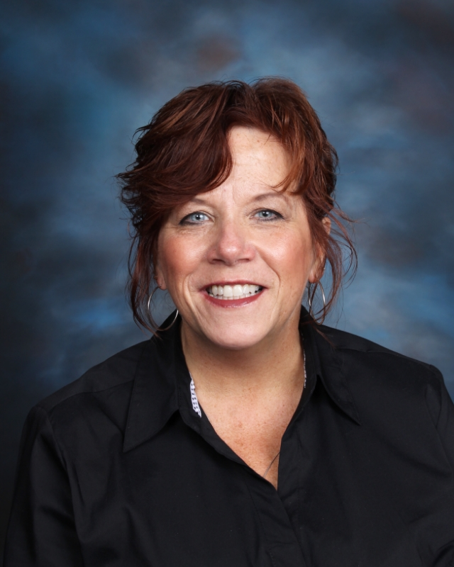 Laura Zautner, Lincoln Elementary STEM Administrative Assistant