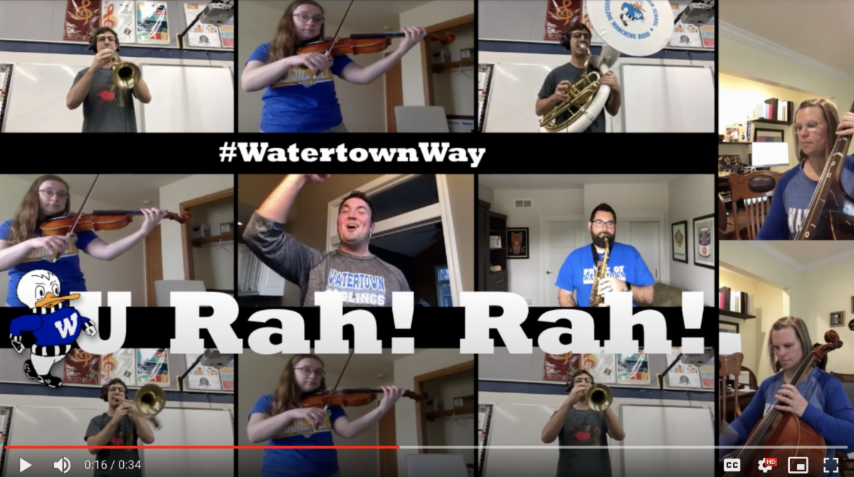 Video of WHS School Song
