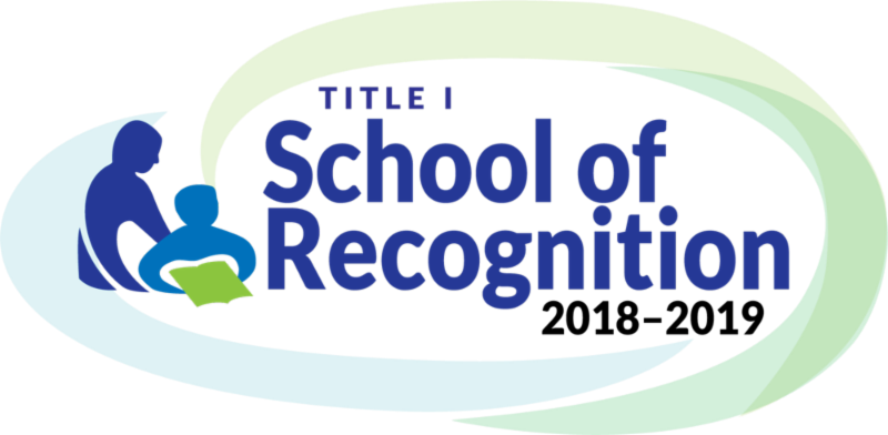 Title 1 School of Recognition 2018-2019
