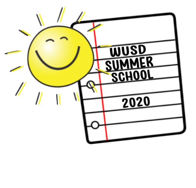 WUSD Summer School 2020 with sun