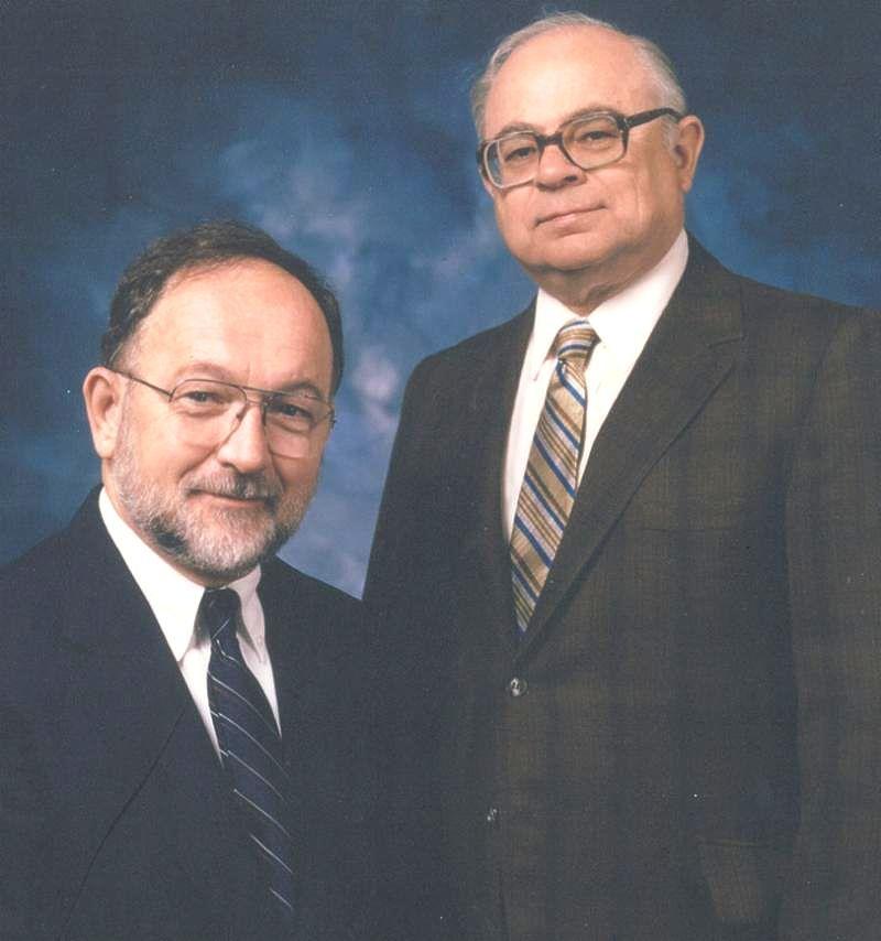 Walter Supina and Nicholas Pelick