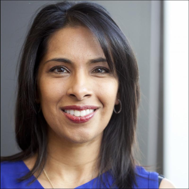 Sangeeta Bhatia headshot