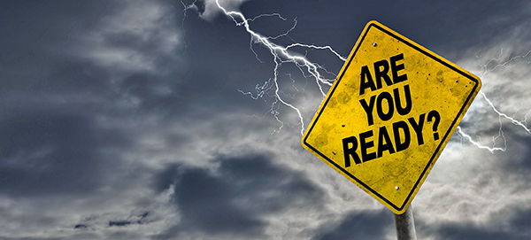are you ready sign, storm background