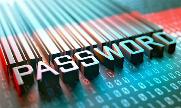 password and computer code
