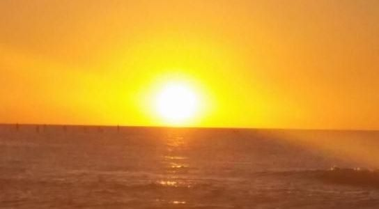 Sunset in Clearwater Beach