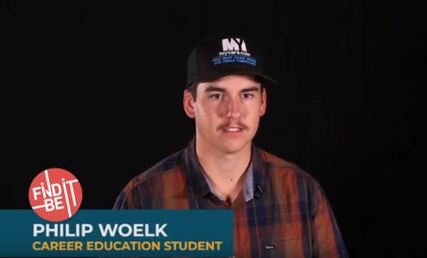 Student Spotlight Video - Welding Student Philip Woelk