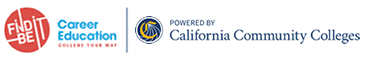 Find It. Be It. Powered by California Community Colleges