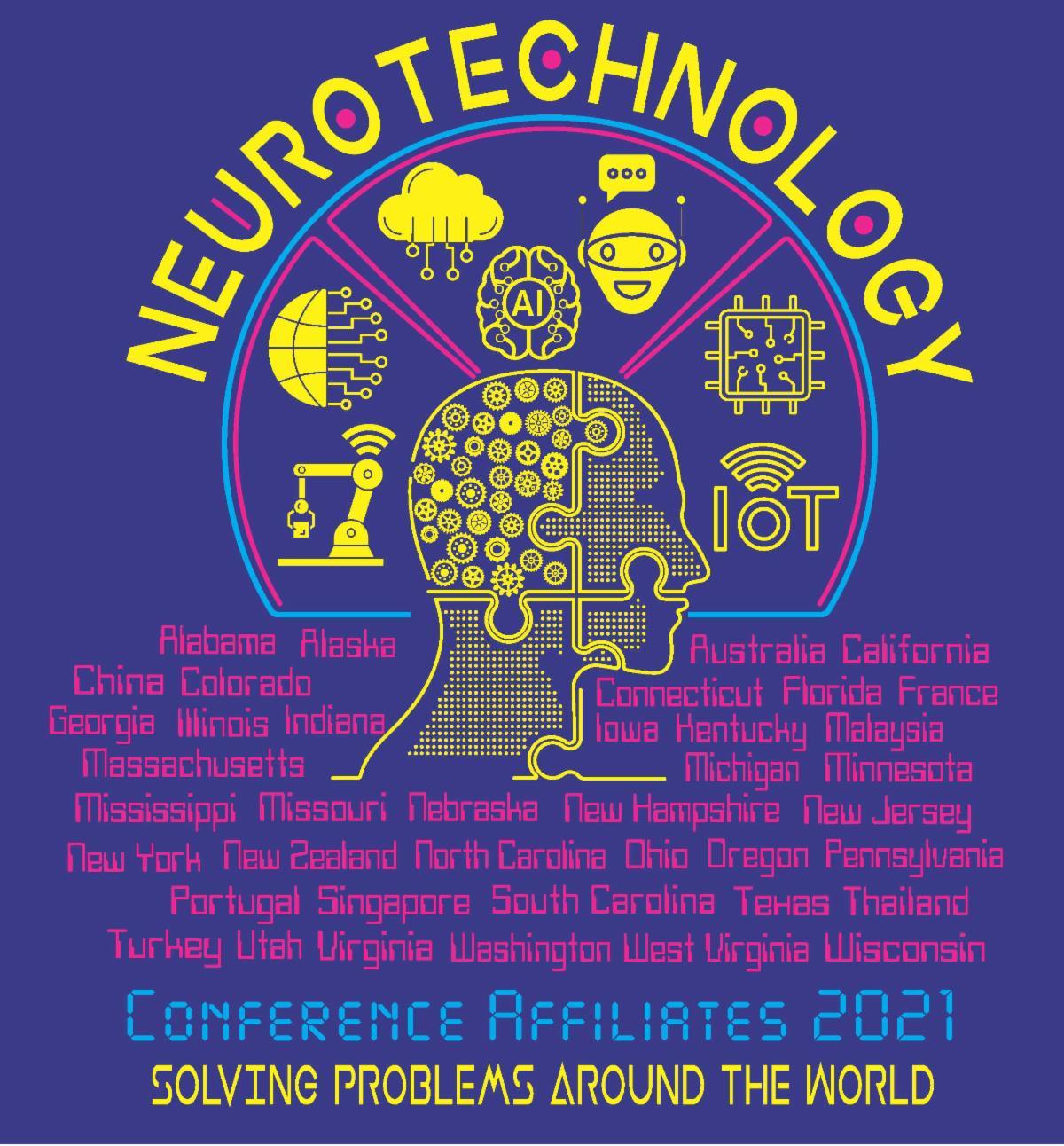 FPS 2021 International Conference Shirt