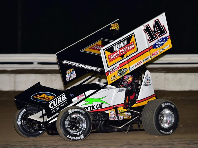 All Star Sprints >> Speed Sport Daily By General Tire Power Leads Barber