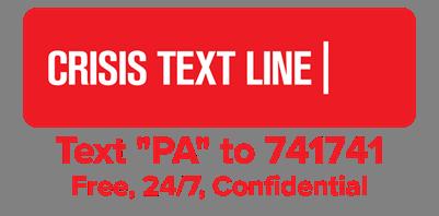 PA CRISIS TEXT LINE