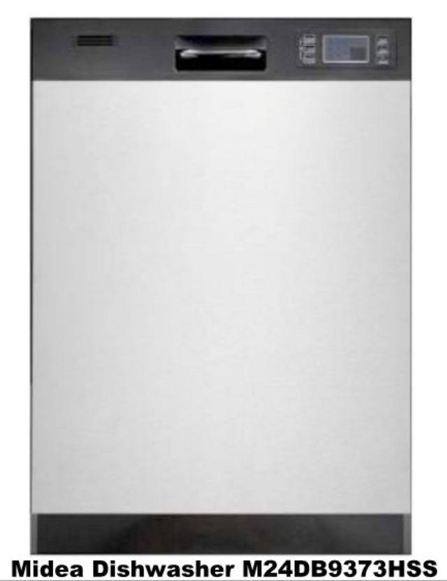 according to the seller the warranties are still good on these units also there are no on the sale of these dishwashers