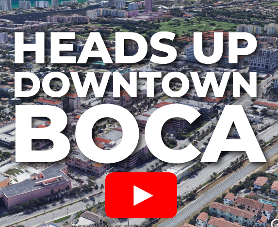 Heads Up Downtown Boca