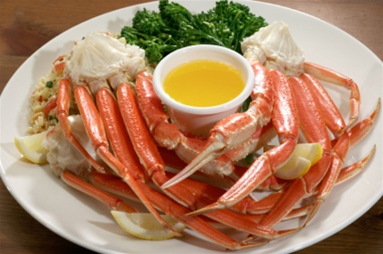 The Seafood Shop Newsletter, Snow Crab Clusters on Sale!