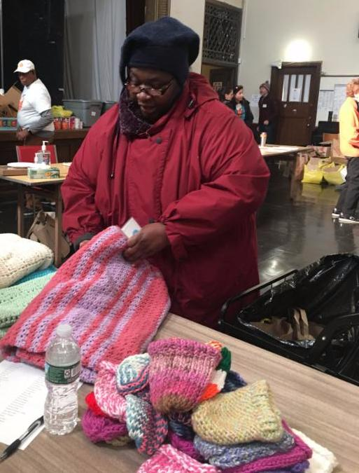 Project Linus blankets