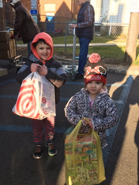 JCC diapers and food