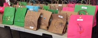 TBJ gift bags
