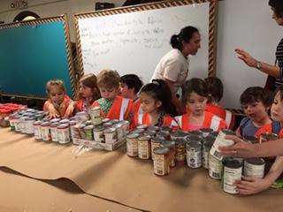 Beth El Preschoolers at IFPO