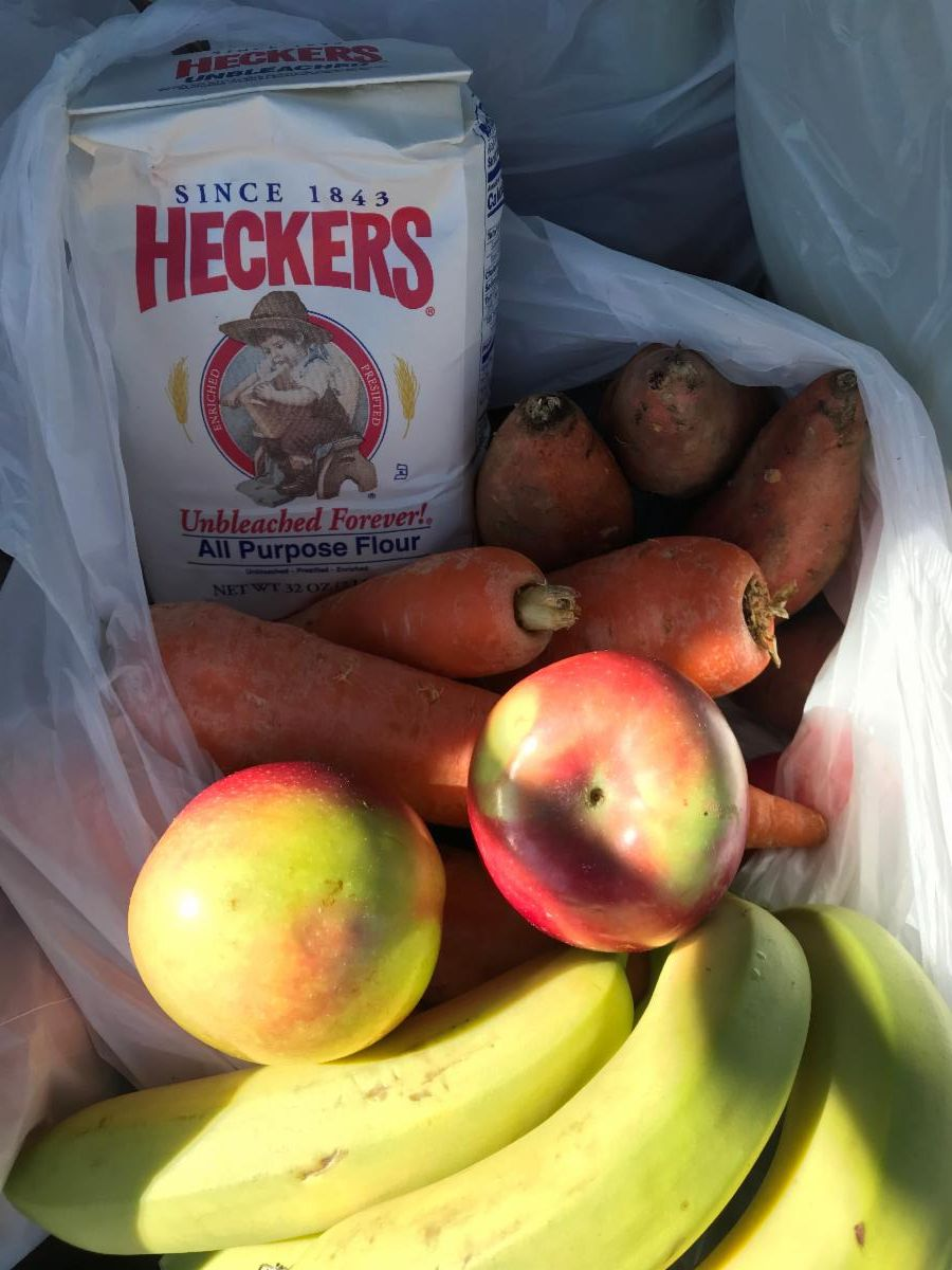produce for diaper families