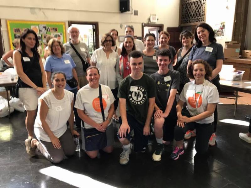 Volunteer Bootcamp of Jewish Federation of Metrowest