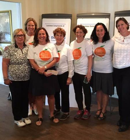 IFPO Board delegation at Golf Outing