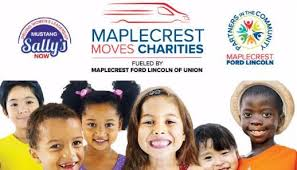 Maplecrest Moves Charities