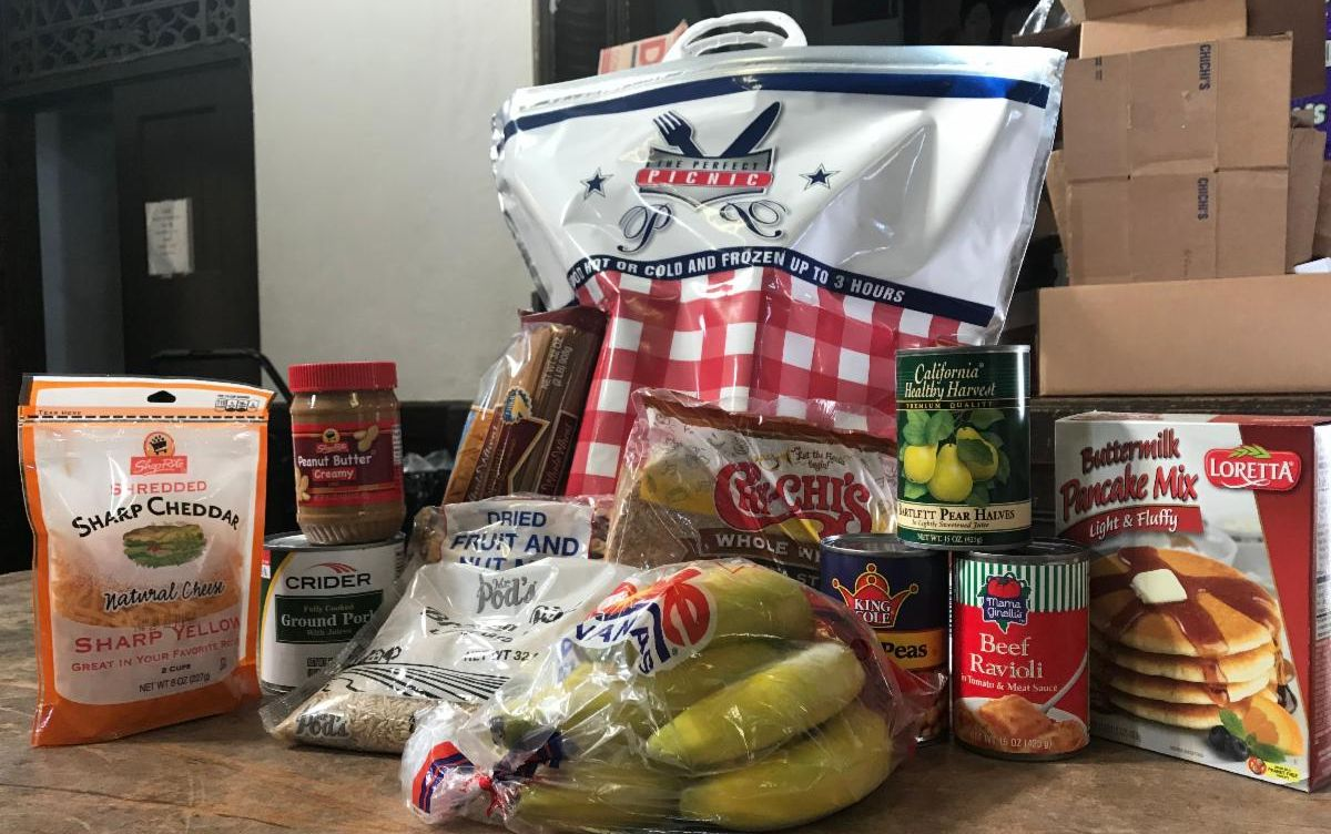 August Hunger Busters