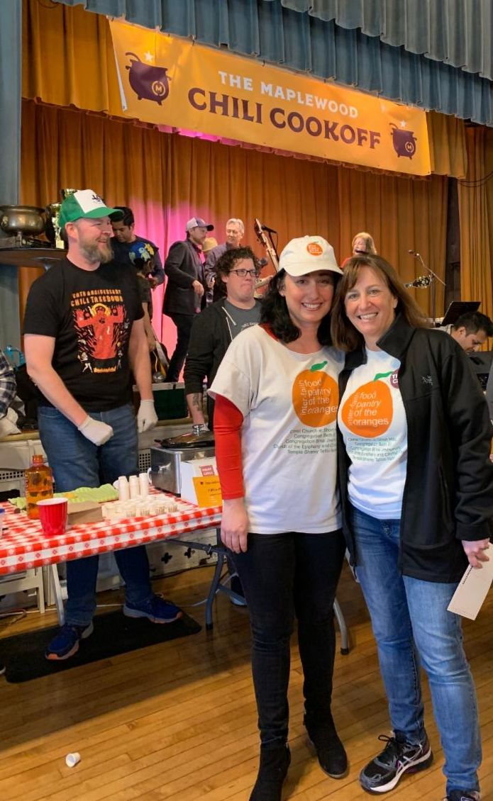 Maplewood Chili cookoff 2020