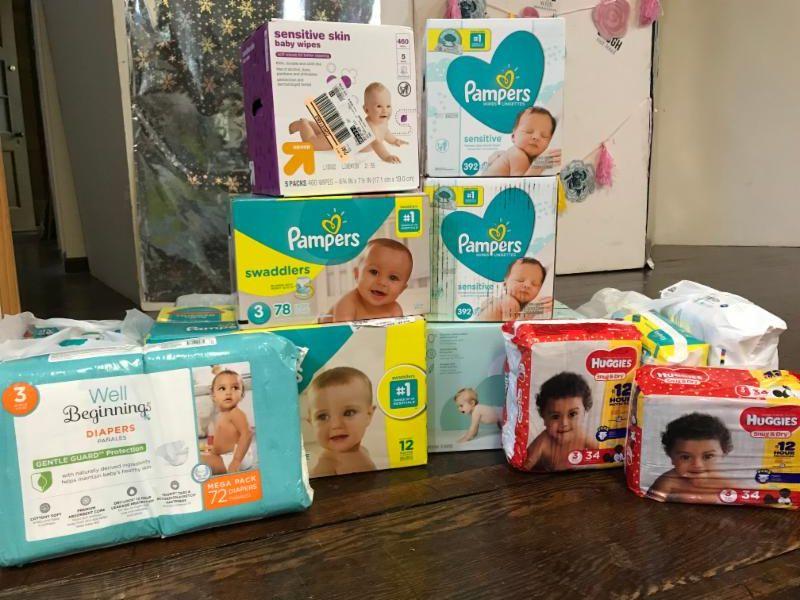 Jessica Satlow diaper donation