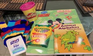 art kits from Kalb family