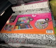 Art kits from Bass Foundation