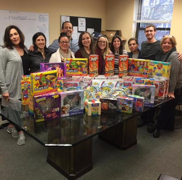 Pride Products Toy Drive 2017